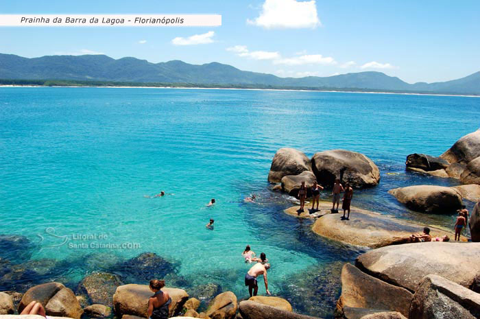 piscinas naturais de barra da lagoa