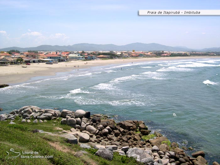 Fotos da praia de itapiruba