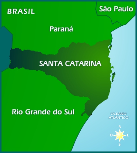 Mapa santa catarina This is your index.html page