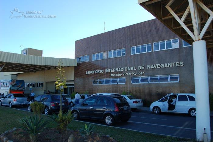 Aeroporto Navegantes Santa Catarina : Foto aeroporto internacional dos navegantes sc