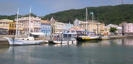 Centro Histórico - Laguna - Santa Catarina - Brasil