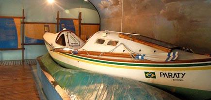Museu do Mar - São Francisco - Santa Catarina - Brasil