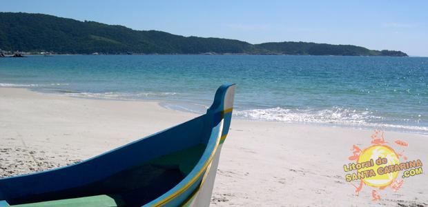 Praia de Bombinhas Santa Catarina - 7° Lugar no Ranking das praias de Bombinhas