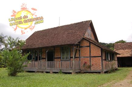 Casa Enxaimel de Pomerode
