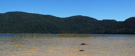 Lagoa do Peri, Florianópolis, Santa Catarina, Brasil.