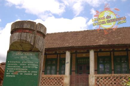 Casa construções patrimônio tomabado