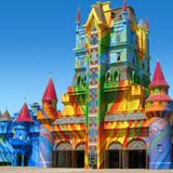 Castelo das Nações - Beto Carrero World - Crédito da Foto: Beto Carrero World (sala de imprensa)