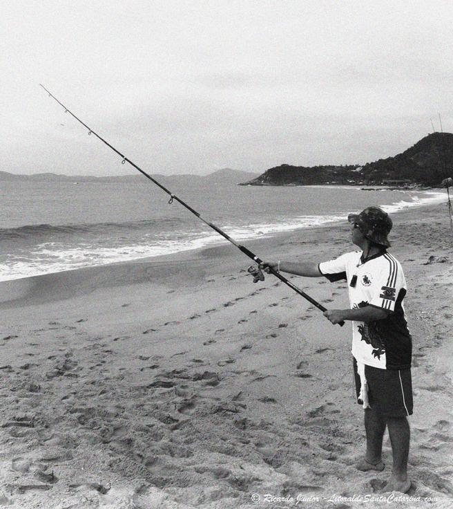 Pesca Balneário Camboriú - Foto: Ricardo Junior - LitoraldeSantaCatarina.com