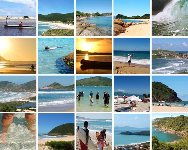 20 Praias de Santa Catarina que valem a viagem