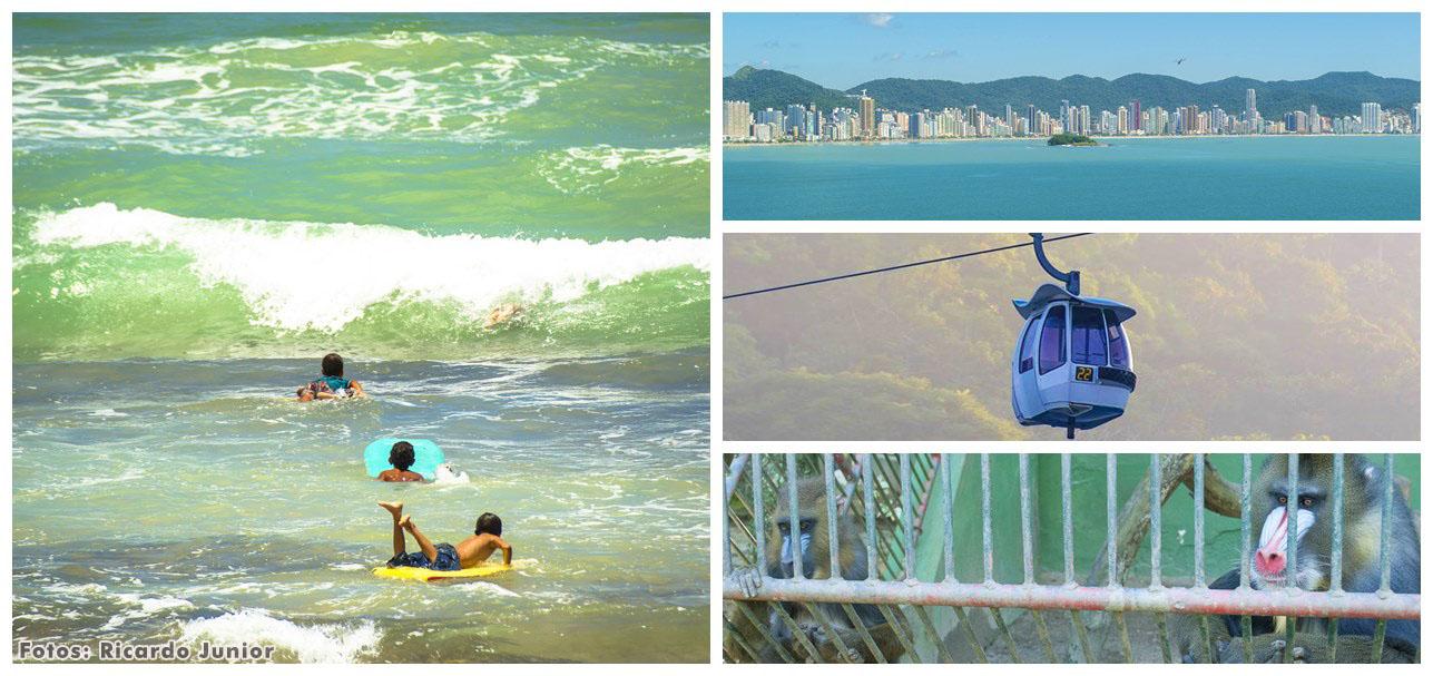 Imagens de lugares para curtir com as crianças em Balneário Camboriú – Fotos de Ricardo Junior / www.ricardojuniorfotografias.com.br