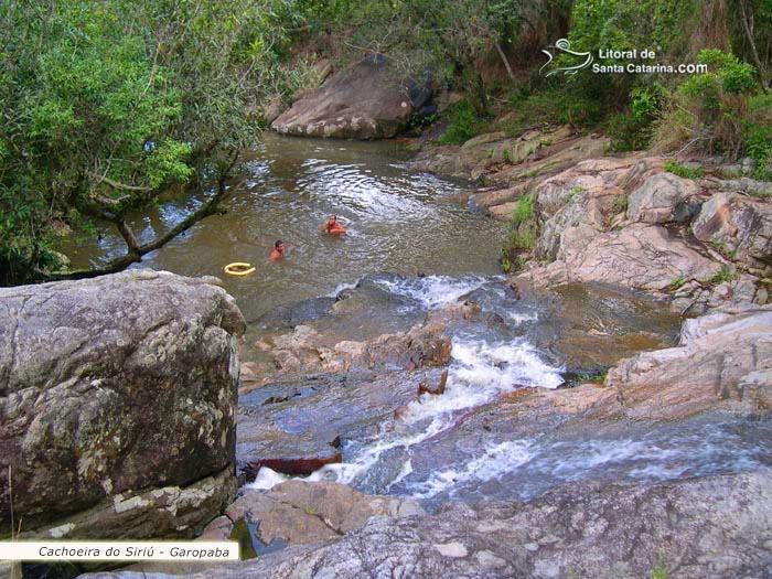 Foto cachoeiras de Garopaba – Foto de Ricardo Junior / www.ricardojuniorfotografias.com.br