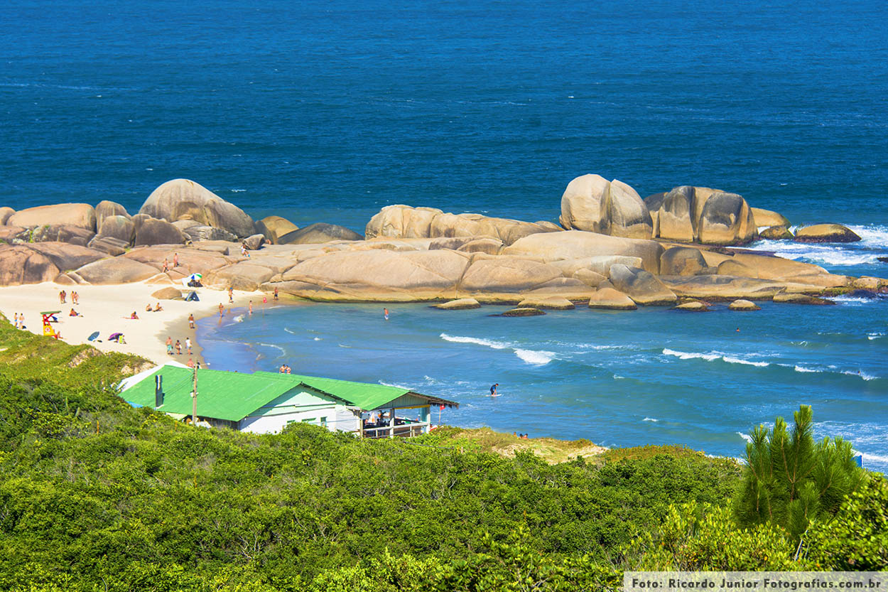 Praia da galheta em Florianópolis – Fotos de Ricardo Junior / www.ricardojuniorfotografias.com.br